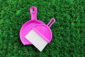 artificial grass cleaning kit