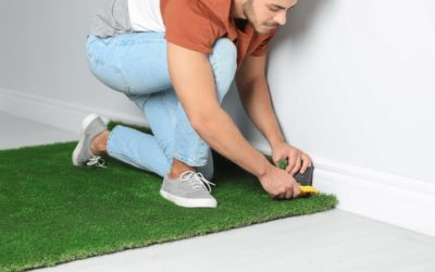 Improve Your Kansas City Artificial Grass Lawn with On-Point Edging and Border Placements