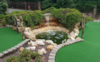 The Advantages of Kansas City, MO Artificial Grass Installation for Outdoor Water Features