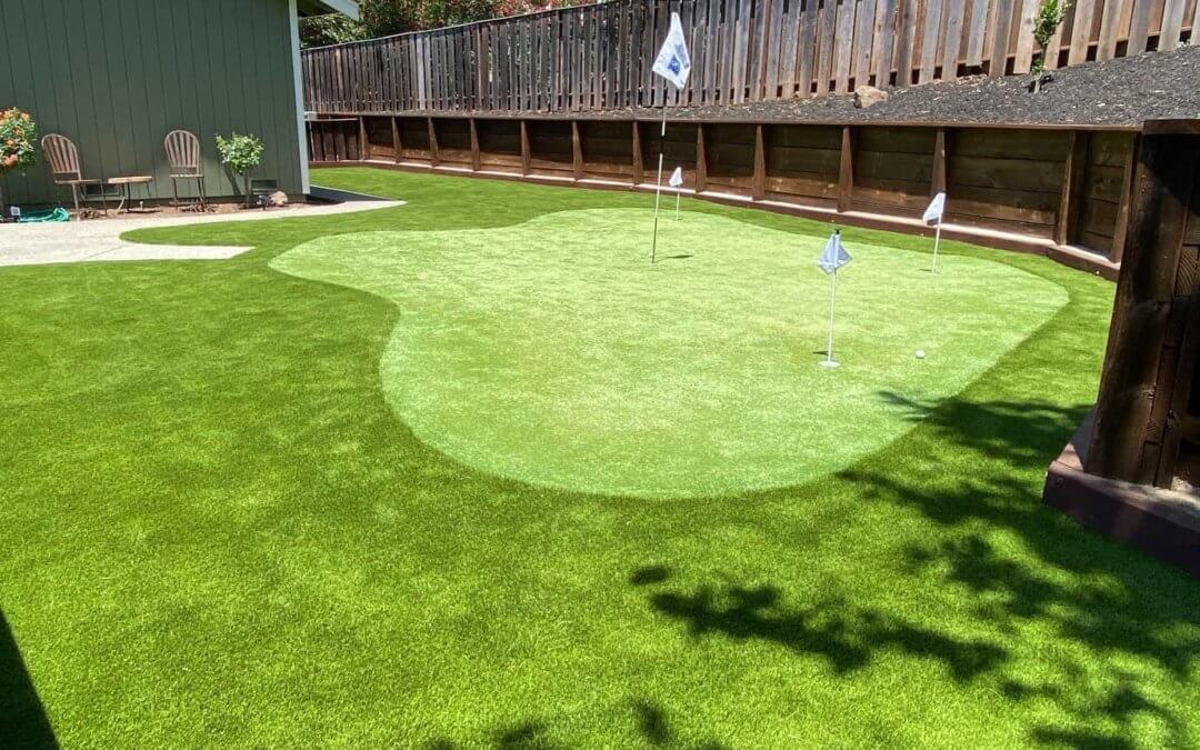 Your Top Edging Options for Kansas City Artificial Turf Putting Greens